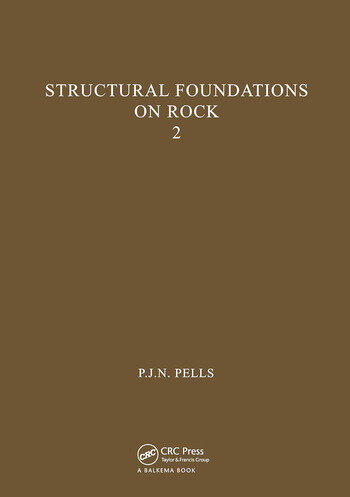Structural Foundations on Rock, volume 2 Proceedings of the International Conference, Sydney, 7-9th May 1980 book cover
