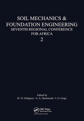 Soil Mechanics 7th Afr Volume 2 book cover