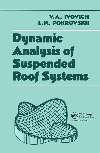 Dynamic Analysis of Suspended Roof Systems book cover