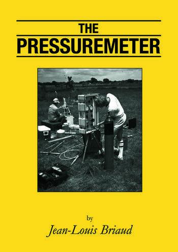 The Pressuremeter book cover
