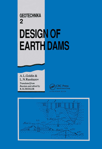 Design of Earth Dams book cover