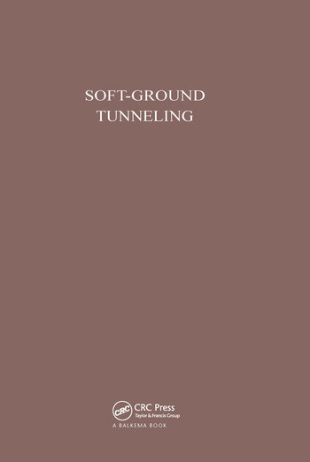 Soft-Ground Tunneling Failures and displacements book cover