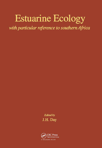 Estuarine Ecology - with Particular Reference to Southern Africa book cover