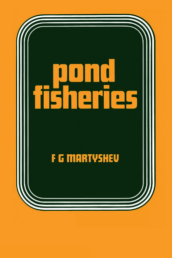 Pond Fisheries book cover
