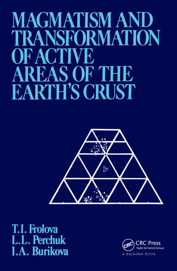 Magmatism and Transformation of Active Areas of the Earth's Crust book cover