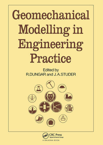 Geomechanical Modelling in Engineering Practice book cover