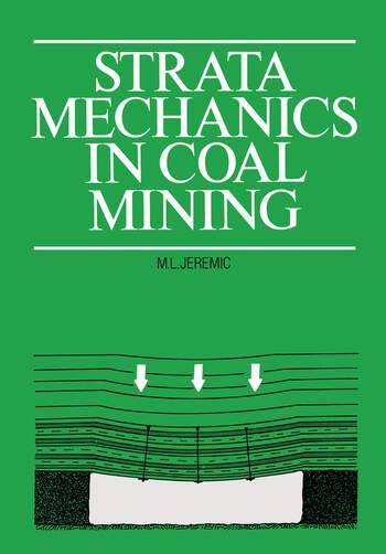 Strata Mechanics in Coal Mining book cover