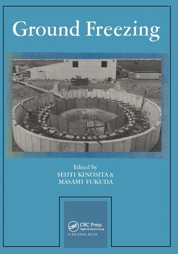 Ground Freezing Proceedings of the 4th international symposium, Sapporo, 5-7 August 1985 book cover