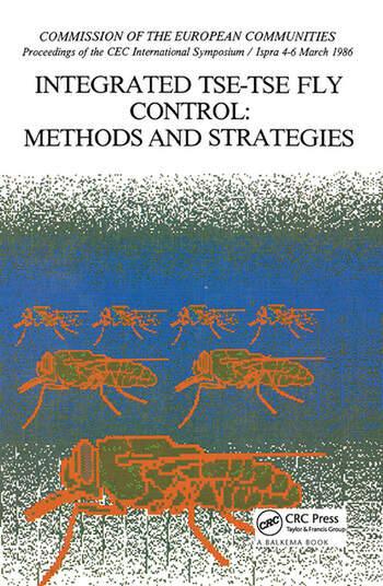 Integrated Tse-tse Fly Control book cover