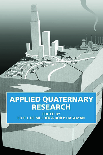 Applied Quaternary Research book cover
