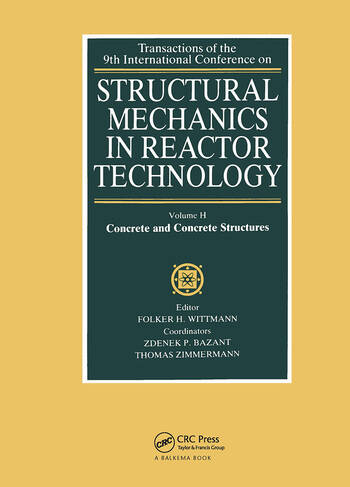 Structural Mechanics in Reactor Technology Concrete and Concrete Structures book cover