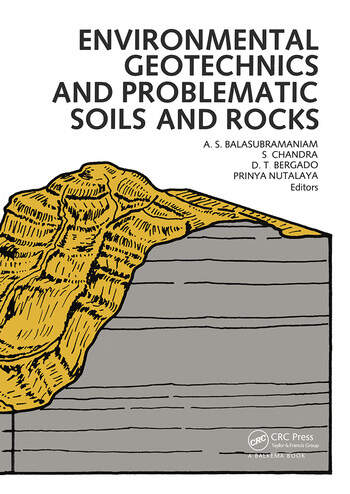 Environmental Geotechnics and Problematic Soils and Rocks book cover