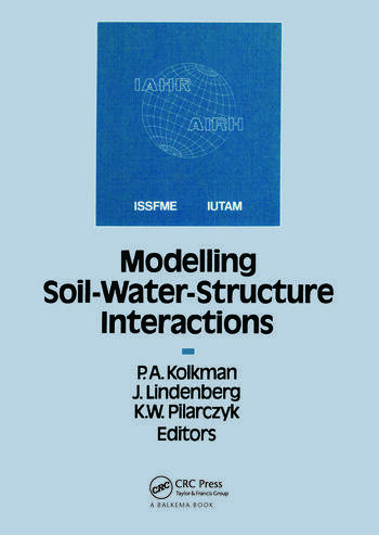 Modelling Soil-Water-Structure Interaction SOWAS 88 book cover