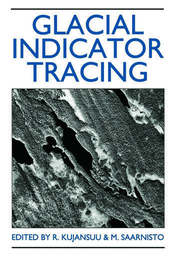 Glacial Indicator Tracing book cover