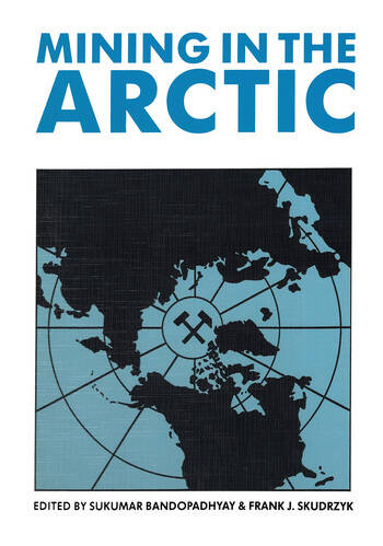 Mining in the Arctic book cover