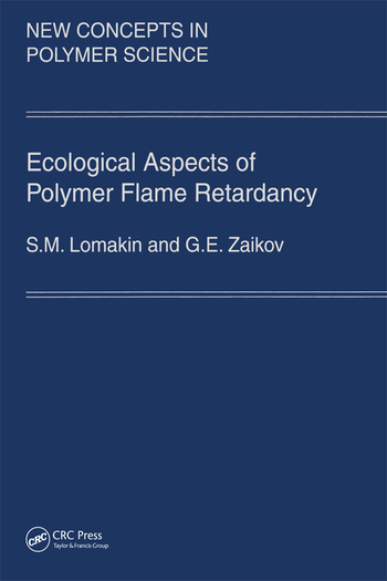 Ecological Aspects of Polymer Flame Retardancy book cover
