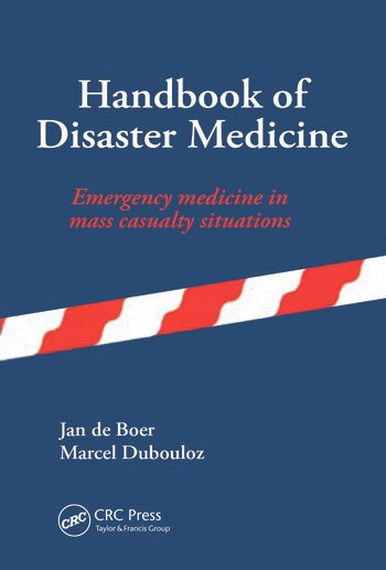 Handbook of Disaster Medicine book cover