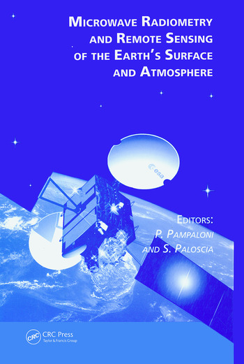 Microwave Radiometry and Remote Sensing of the Earth's Surface and Atmosphere book cover