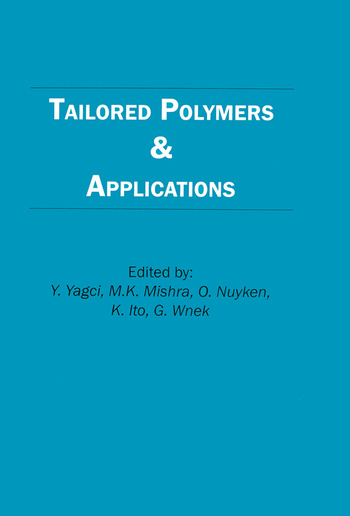 Tailored Polymers and Applications book cover