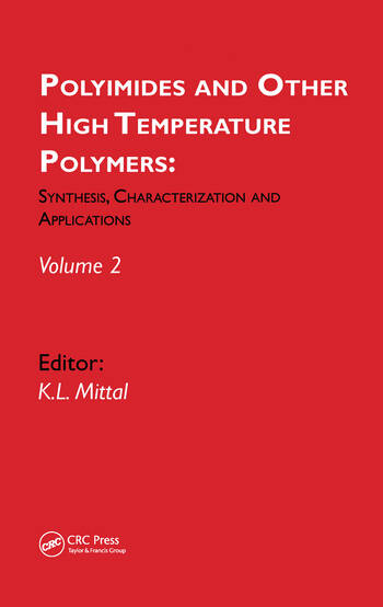 Polyimides and Other High Temperature Polymers: Synthesis, Characterization and Applications, volume 2 book cover