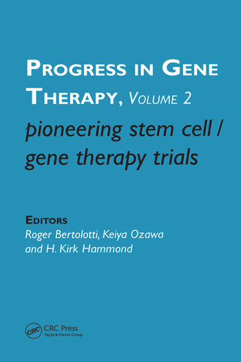 Pioneering Stem Cell/Gene Therapy Trials book cover