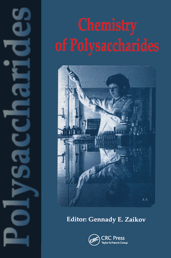 Chemistry of Polysaccharides book cover