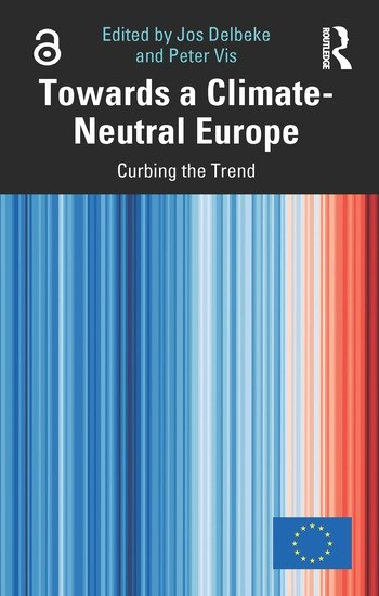 Towards a Climate-Neutral Europe Curbing the Trend book cover
