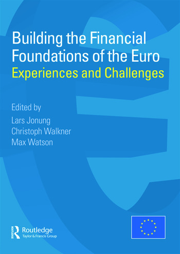 Building the Financial Foundations of the Euro book cover