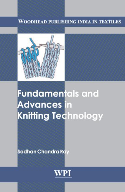 Fundamentals and Advances in Knitting Technology book cover