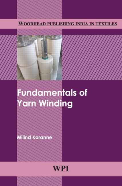 Fundamentals of Yarn Winding book cover