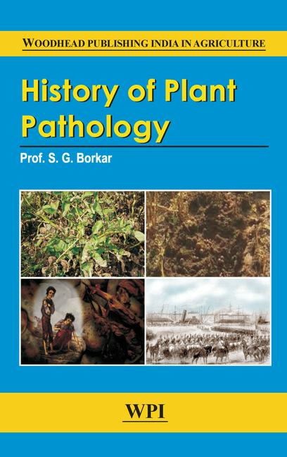 History of Plant Pathology book cover