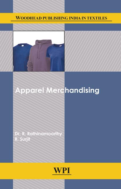 Apparel Merchandising book cover