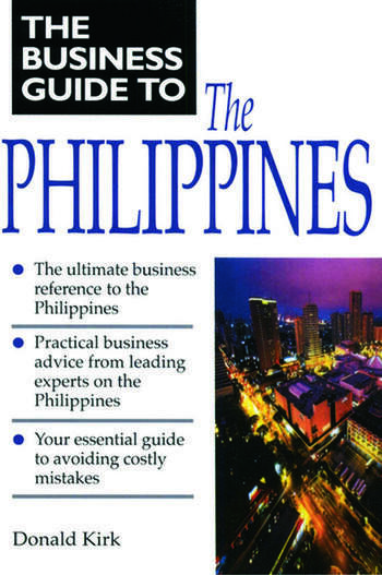 Business Guide to the Philippines book cover