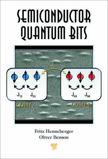 Semiconductor Quantum Bits book cover