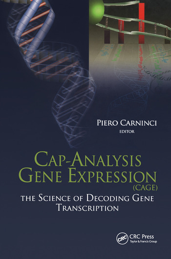 Cap-Analysis Gene Expression (CAGE) The Science of Decoding Genes Transcription book cover