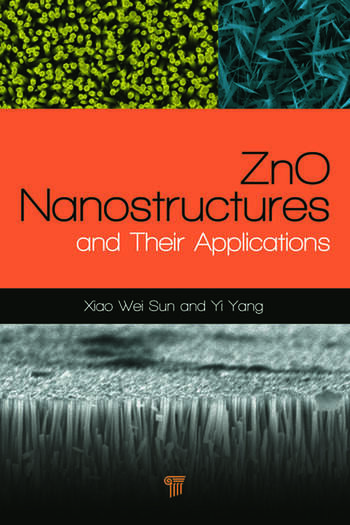 ZnO Nanostructures and Their Applications book cover