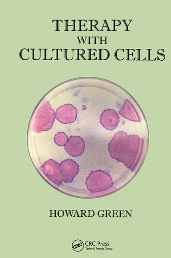 Therapy with Cultured Cells book cover