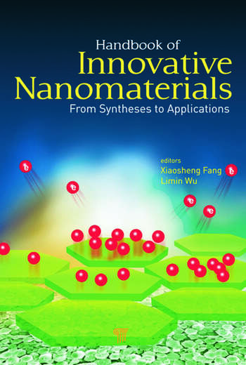 Handbook of Innovative Nanomaterials From Syntheses to Applications book cover
