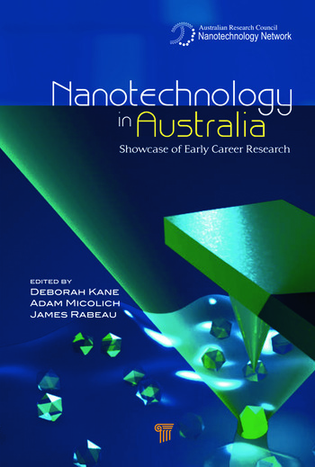 Nanotechnology in Australia Showcase of Early Career Research book cover