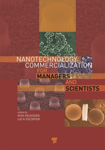 Nanotechnology Commercialization for Managers and Scientists book cover