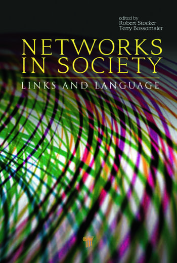 Networks in Society Links and Language book cover