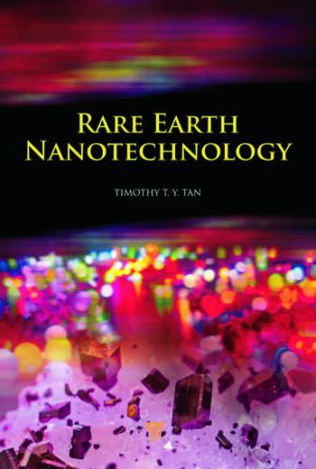 Rare Earth Nanotechnology book cover