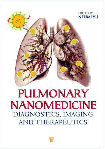 Pulmonary Nanomedicine Diagnostics, Imaging, and Therapeutics book cover