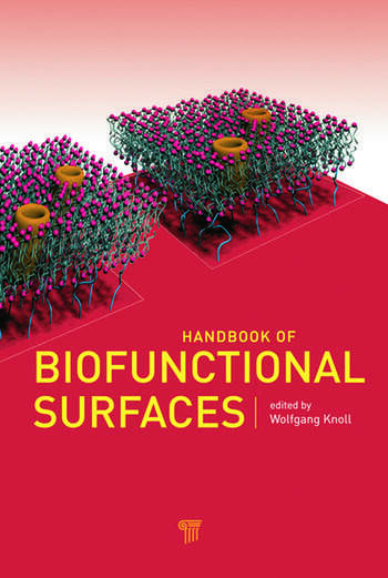 Handbook of Biofunctional Surfaces book cover