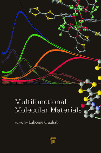 Multifunctional Molecular Materials book cover