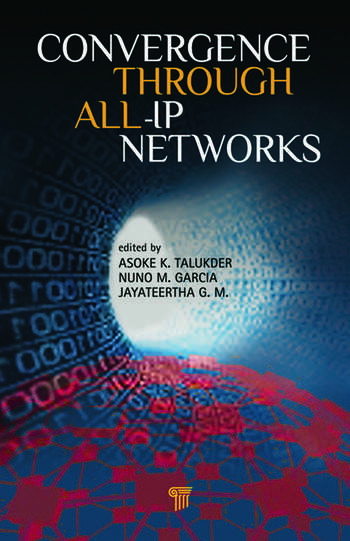 Convergence Through All-IP Networks book cover