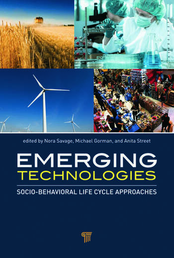 Emerging Technologies Socio-Behavioral Life Cycle Approaches book cover