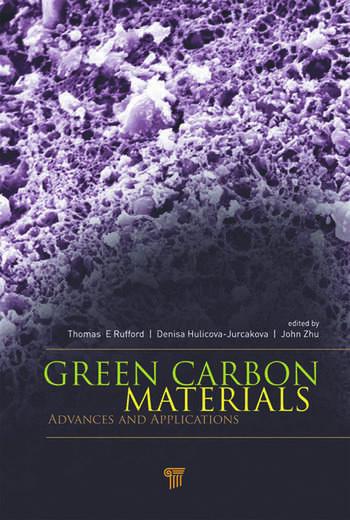 Green Carbon Materials Advances and Applications book cover