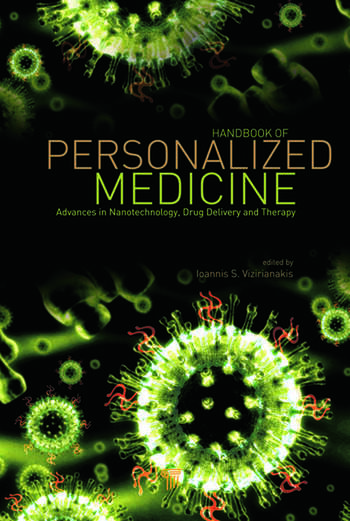 Handbook of Personalized Medicine Advances in Nanotechnology, Drug Delivery, and Therapy book cover
