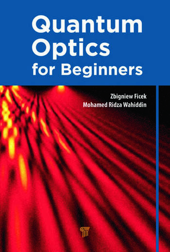 Quantum Optics for Beginners book cover